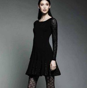 Nwt Catherine malandrino black dress
